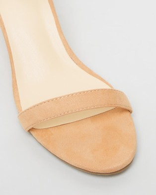 Verali Lizzy - Wedges (Nude Micro)