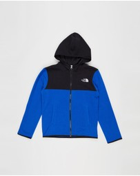 The North Face - Glacier Full Zip Hoodie - Teens