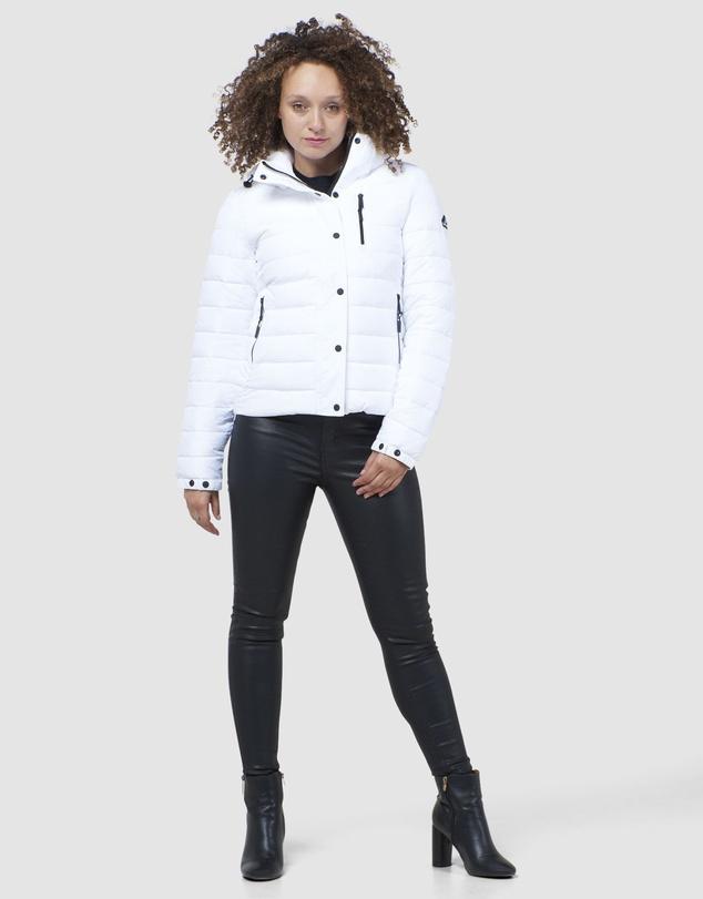 Women Classic Fuji Padded Jacket