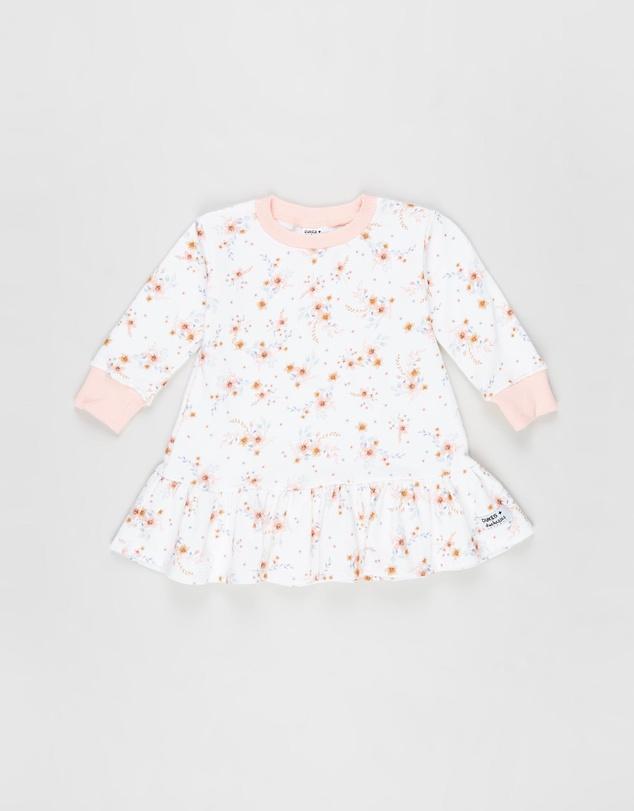 Kids Jersey Dress - Babies-Kids