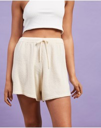 Nude Lucy - Coops Knitted Shorts