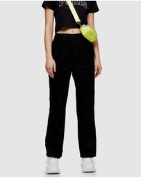 TOPSHOP - Straight Leg Skate Trousers
