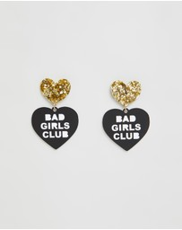 HAUS OF DIZZY - Bad Girls Club Earrings