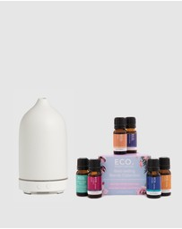 ECO. Modern Essentials - ECO. Stone Diffuser & Best-selling Blends Collection