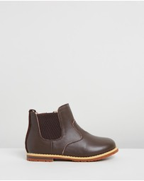 Little Fox Shoes - Paddington Boots