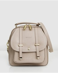 Belle & Bloom - Camila Leather Backpack