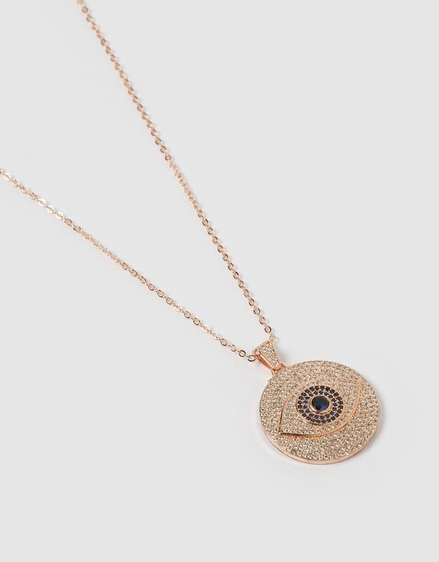 Women Larissa Eye Necklace