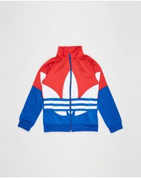 adidas Originals - Big Trefoil Track Top - Kids-Teens