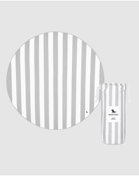 Dock & Bay - Round Beach Blanket & Towel - 190cm