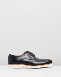 Double Oak Mills - Cheltenham Leather Shoes