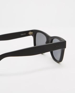 RIXX Eyewear Calvin - Sunglasses (Black Polarised)