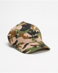 adidas Originals - Camo Basketball Cap