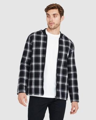 Arvust Emmerson Jacket - Coats & Jackets (BLACK)