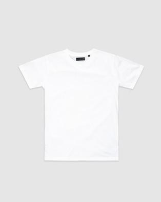 Stock & Co. - 4 Pack Stock Tee   Kids - T-Shirts & Singlets (MULTI) 4-Pack Stock Tee - Kids