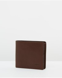 R.M. Williams - City Wallet with Coin Pocket