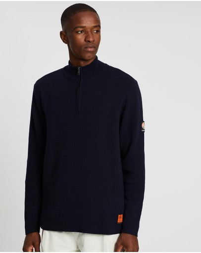 Christopher Raeburn - Zip-Through Milano Sweater