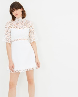 Keepsake the Label – Uplifted Mini Dress