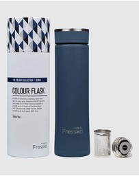 Fressko - Colour Collection 500ml Stainless Steel Flask