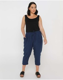 Advocado Plus - Relaxed 7/8th Pants