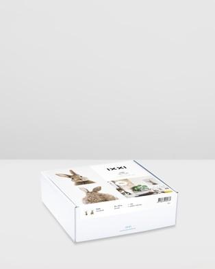 IXXI Wall Art Rabbit (double sided)