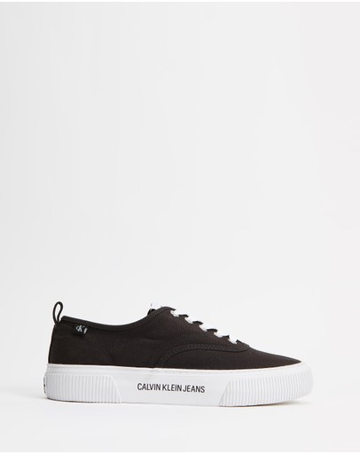 Calvin Klein Jeans - Vulcanised Skate Oxford Co - Women's