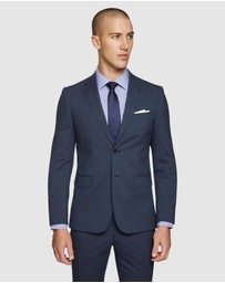Oxford - Byron Wool Stretch Suit Set