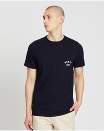 Norse Projects - Niels Ivy Wave Logo Tee