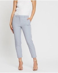 Dorothy Perkins - Split Hem Ankle-Grazer Trousers