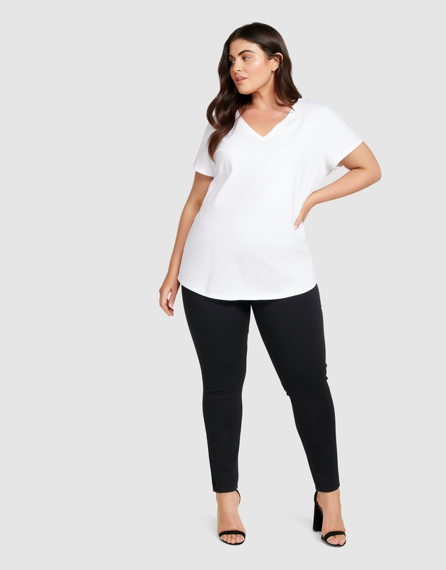 Forever New Curve - Charlotte Curve High Rise Jeggings