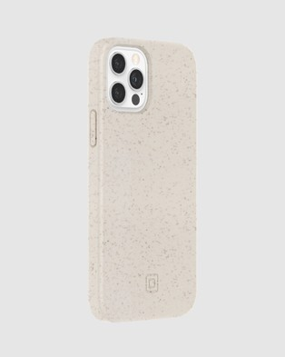 Incipio Organicore Case For iPhone 12 & 12 Pro - Tech Accessories (Cream)