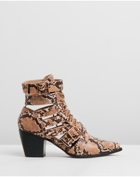 SPURR - Steph Ankle Boots