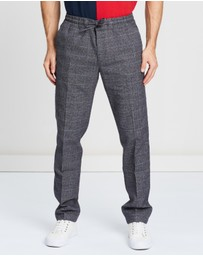 Active Check Pants