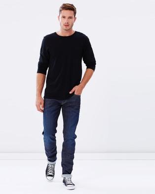 Replay Hyperflex Anbass Slim Fit Jeans - Slim (Blue)