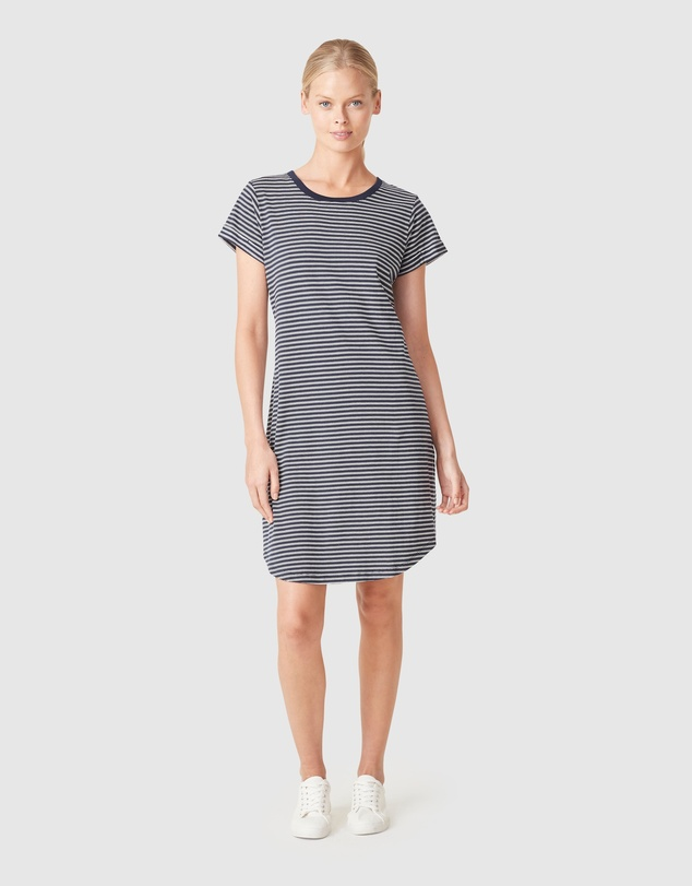 French Connection - Relaxed T Shirt Dress