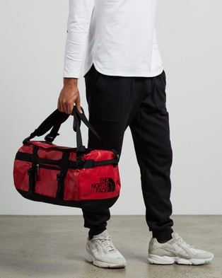 The North Face Base Camp Duffel   XS - Outdoors (TNF Red & TNF Black)