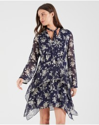 Cooper St - Iris LS Mini Dress