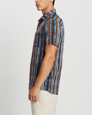 Everloom Ever Summer Shirt - Casual shirts (Multi Blue)