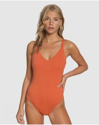 Roxy - Womens Tidal Times One Piece Swimsuit