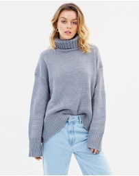 Assembly Label - Fold Knitted Sweater