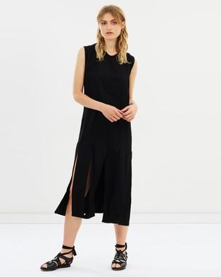 ALTEWAISAOME – Dive Dress Black