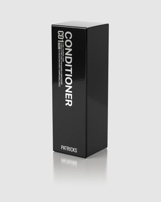 PATRICKS CD1 Stimulating and Thickening Conditioner - Beauty (Black)