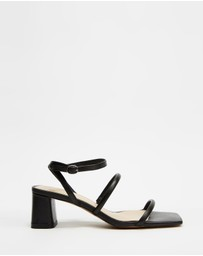 Jo Mercer - Bello Mid Heel Sandals