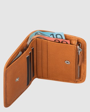 The Horse The Unity Wallet - Wallets (Tan)