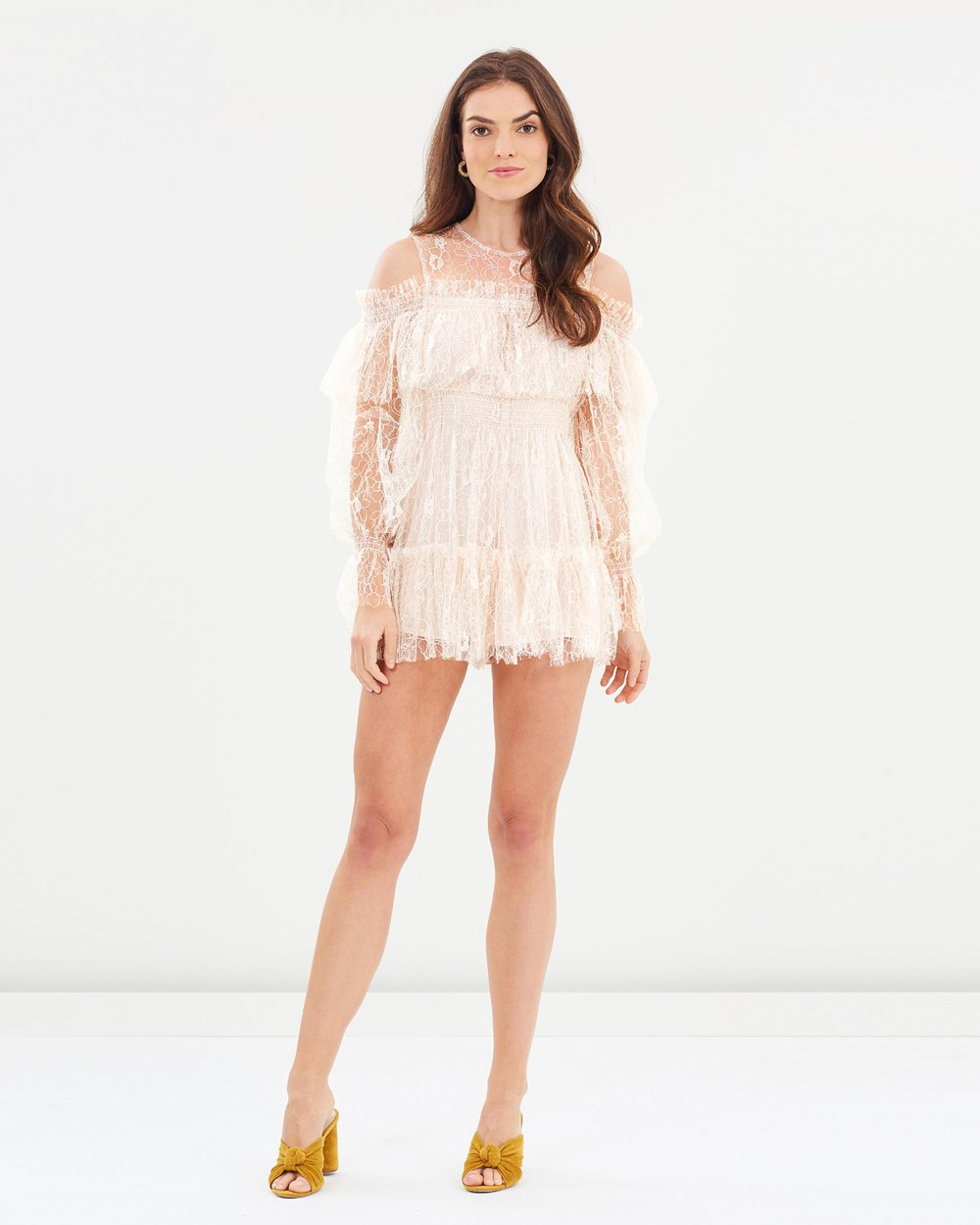 a36e720cef One In A Million Playsuit by alice McCALL Online
