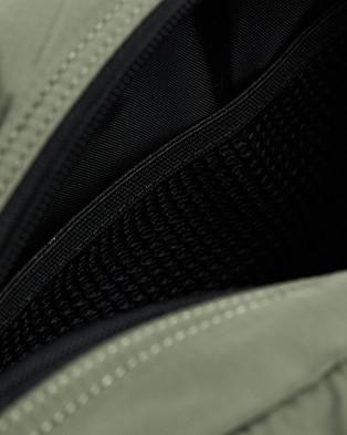 Carhartt Military Hip Bag - Bum Bags (Dollar Green & Black)