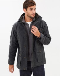 Driza-Bone - Barkly Field Coat