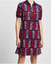 Kenzo - Jacquard Polo Dress