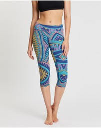 Liquido Active - Capri Eco Leggings