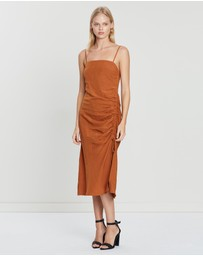 Third Form - Picasso Drawn Up Slip Dress