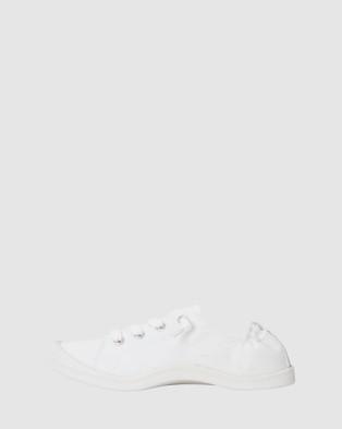 Sandler Link - Slip-On Sneakers (WHITE)